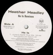 """Heather Headley, """"He Is"""" (Jorio)"""