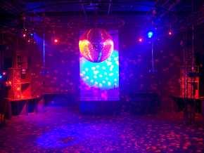 Dancefloor Mirror Ball