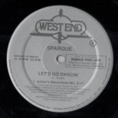 """Sparque, """"Let's Go Dancin"""" (Carrano)"""