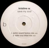 """Kristine W, 'Save My Soul"""""""