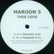 """Maroon 5, """"This Love"""""""
