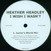 """Heather Headley, """"I Wish I Wasn't"""" (Carrano)"""