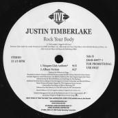 "Justin Timberlake, ""Rock Your Body"""