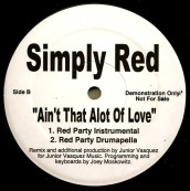 """Simply Red, """"Ain't That Alot Of Love"""""""